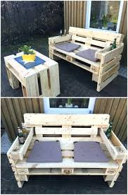 Wood pallet furniture ideas Garden Furniture Diy Enthusiasts Furniture Made From Pallets Furniture Made From Pallets Pallet