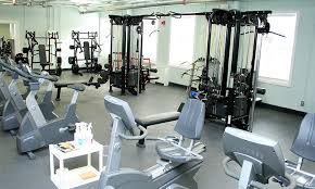 morgan bay fitness center