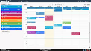 Study Schedule Maker Revision Timetable Study Schedule