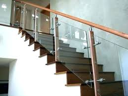glass railing kit glass stair railing kits glass rail kit glass stair railing kits banister images picturesque double chrome glass stair railing kits glass