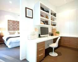 office idea. Bedroom Office Ideas Small Idea  Combo Office Idea