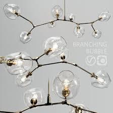lindsey adelman branching bubble branching bubble 8 lamps by clear gold model lindsey adelman branching bubble