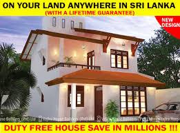 96 modern home design sri lanka architectural house plans in
