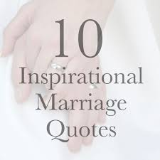 Beautiful Quotes About Marriage And Love Best of Marriage Quotes