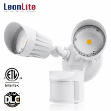 Gro Lux Lights Walmart Leonlite 20w Motion Activated Led Outdoor Security Light