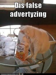 Znalezione obrazy dla zapytania Advertisement meme