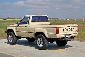 1986 Toyota Turbocharged 4x4 Pickup | Glen Shelly Auto Brokers ...