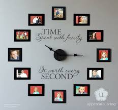 best family picture wall nice wall decoration with photos