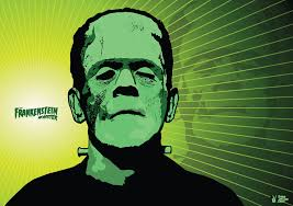 frankenstein grew up in london england and would live experience