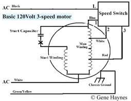 how to wire 3 speed fan switch larger image basic 3 speed motor