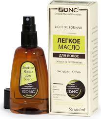 <b>Масло для</b> роста и оздоровления волос DNC Экстракт 15 трав ...
