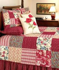 Country Quilts And Bedding Cottage Quilts Country Quilts Green ... & Country Quilts And Bedding Deal Of The Day Up To 80 Off Overstocks Back To  Comfort ... Adamdwight.com