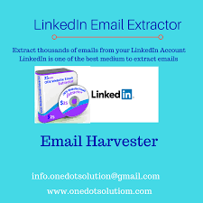 Linkedin Is An Important Best Medium To Collect Valid Email Ids In