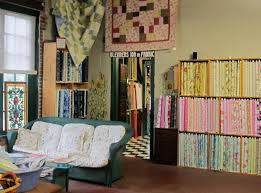 Suwannee Valley Quilt Shop (Trenton, Florida ... & My kind of brights here. Located in the central cutting area. Adamdwight.com