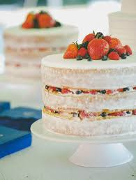 10 Naked Cakes You Have To See Wedding Cakes Wedding Cake