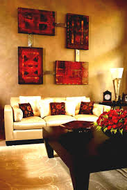 Orange And Blue Living Room Decor Brown And Red Living Room Ideas Fancy Chocolate Brown And Red