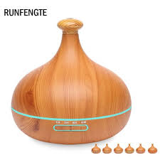 <b>RUNFENGTE</b> RFT-A70 New Wood Grain Aromatherapy Cool Mist ...