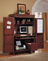 contemporary computer armoire desk computer armoire. computer armoiregreat idea to shut away clutter since desk will be in contemporary armoire m