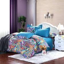 orange and blue comforter royal blue bedding sets royal blue purple and orange tropical themed on orange and blue bedding orange and navy blue comforter set