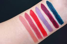 mufe artist rouge swatches c105 c211 m401 review