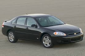 2007 Chevrolet Impala lt Market Value - What's My Car Worth