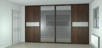 Wardrobe Glass Door Design Fotografía Pinterest Glass Door - Bedroom wardrobe sliding doors