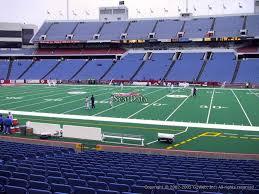 Ralph Wilson Stadium Seats Per Row