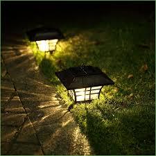 lighting solar light lamp post outdoor solar powered outdoor lamp post lights solar post cap