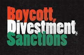Image result for bds israel logo