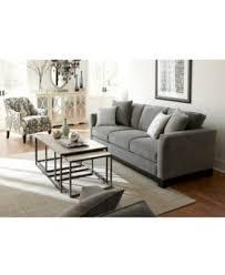 Kenton Fabric Sofa Created for Macy s Furniture Macy s