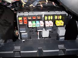 ford transit forum \u2022 view topic mk 7) fuse details fuse box location ford mondeo 2007 fuse box diagram at Ford Mondeo Fuse Box