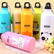 Cycling Camping Outdoor Sports <b>1PC</b> New Water Bottle Portable ...
