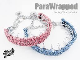 Herm Sprenger Prong Collar Size Chart Parawrapped Prong Pinch Collar Custom Order Prong