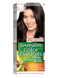 3 0 dark brown color naturals garnier