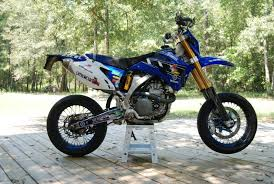 2007 yamaha wr450 supermoto parts list in comment motorcycles