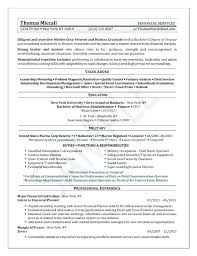 Sample Resumes For Interns University Student Resume Example