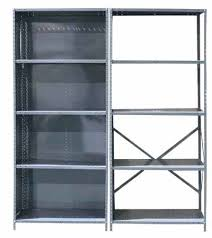 open metal shelving closed and open metal steel shelving open metal wall shelving
