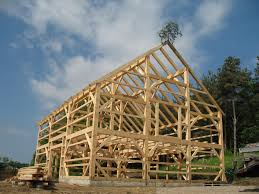 rural cathedrals traditional english style barn timber frame for working family farm