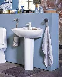 bathroom sink pedestal estetic 7273