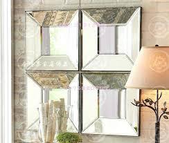 8x10 mirrored photo frame