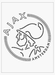 Kleurplaat Voetbal Logo Sommige Voetbal Kleurplaat Ajax Archidev