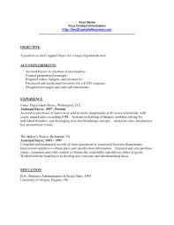 Buyer Resume Sample Buyer Job Description Resume Best Of Resume Example Retail Buyer 37