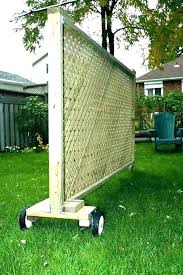 outdoor privacy walls for decks wall ideas garden panels the best screens on and patio brick
