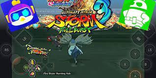 Naruto Shippuden Ultimate Ninja Storm 3 Mobile Android Download