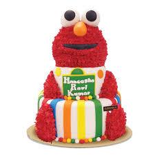 Elmo Cake Junandus