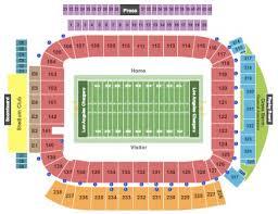 Stubhub Center Football Seating Chart Stubhub Center Seating Capacity Stubhub Center