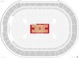 Nc State Seating Chart Pnc Arena Nc State Seating Guide Rateyourseats Com