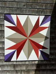 Quilt Patterns On Barns