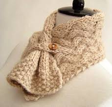 Neck Warmer Knitting Pattern