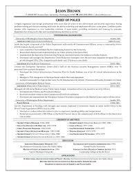 Police Resume Resume Military Police Resume 18